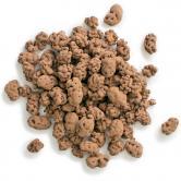Mures blanches bio enrobées de chocolat cru, 100 g