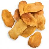 Bandes de mangue naturelle bio séchées, 250 g