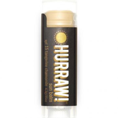 Hurraw! Baume a lèvres soleil, 4,3 g