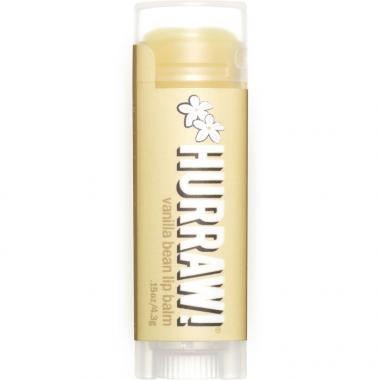 Hurraw! Baume a lèvres gousse de vanille, 4,3 g