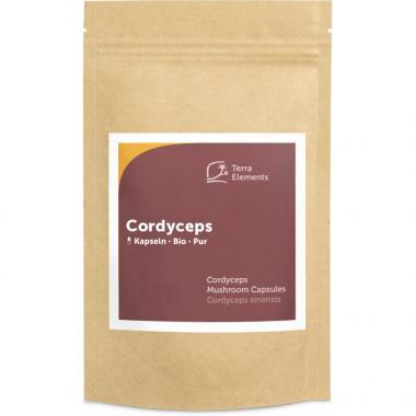 Cordyceps bio gélules (150 à 400 mg)