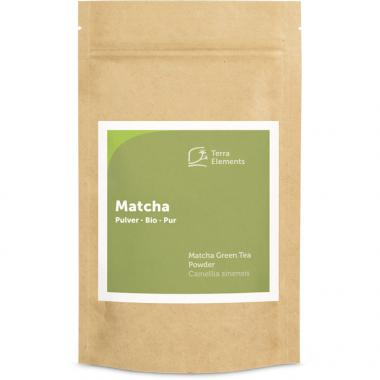 Matcha bio, 60 g