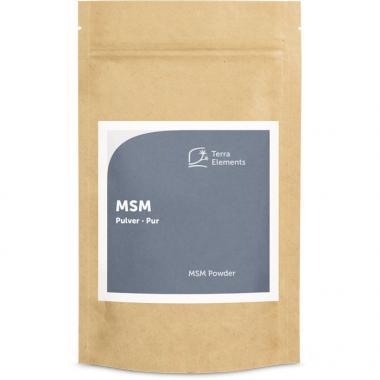 MSM en poudre, 100 g