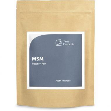 MSM en poudre, 500 g