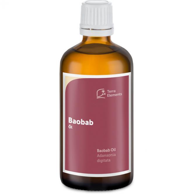 Huile de baobab, 100 ml