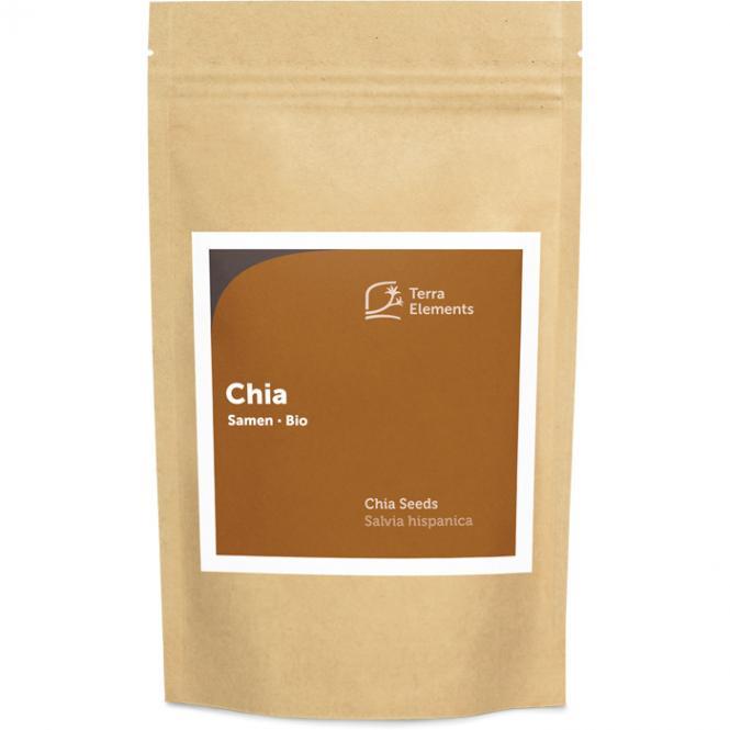 Graines de chia bio, 250 g