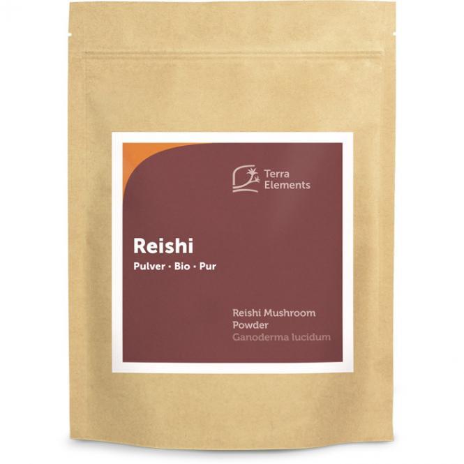 Reishi bio en poudre, 500 g