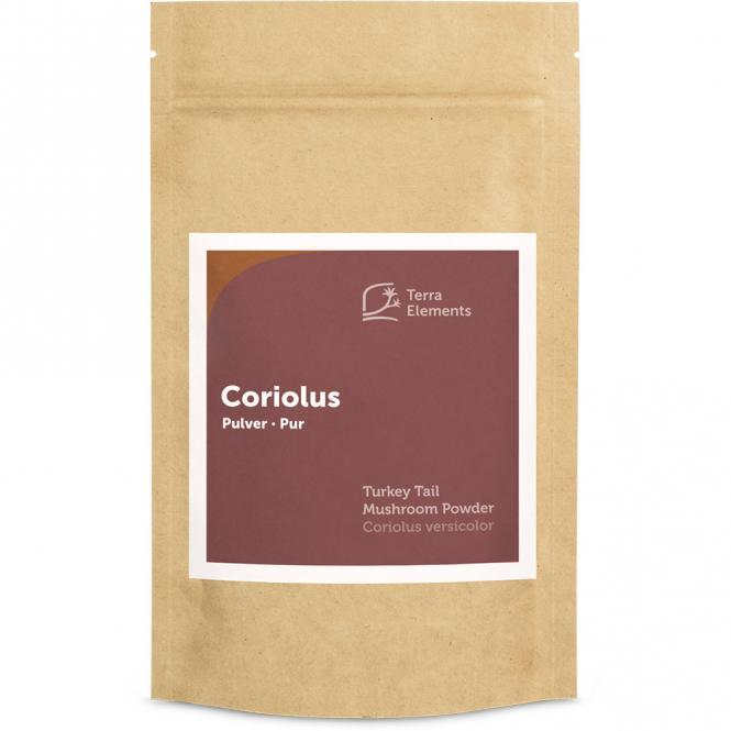 Coriolus en poudre, 100 g