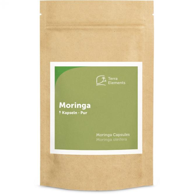 Moringa bio gélules (150 à 400 mg)