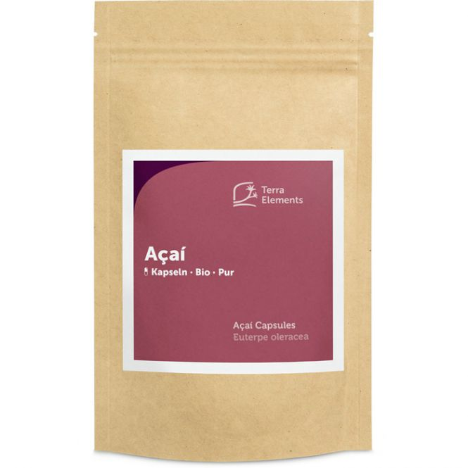 Acai bio gélules (150 à 400 mg)
