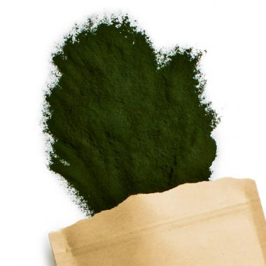Chlorella bio en poudre 100 g, paquet de 3