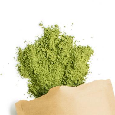 Herbe de blé bio en poudre, 125 g, paquet de 3