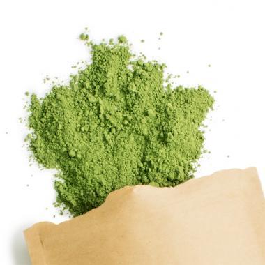 Herbes d'orge bio en poudre, 125 g, paquet de 3