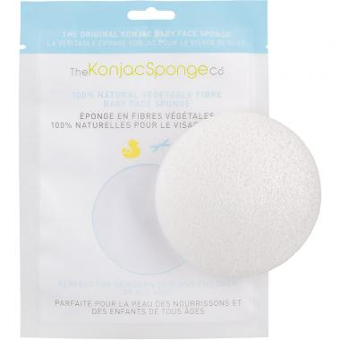 The Koniac Sponge Co. Eponge konjac bébé pur