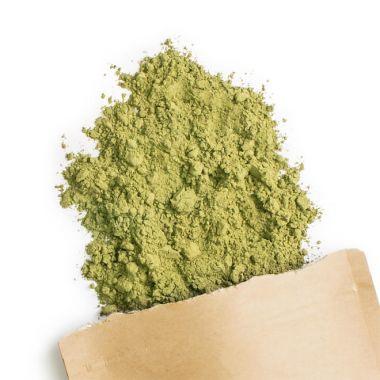 Moringa bio en poudre, 100 g, paquet de 3