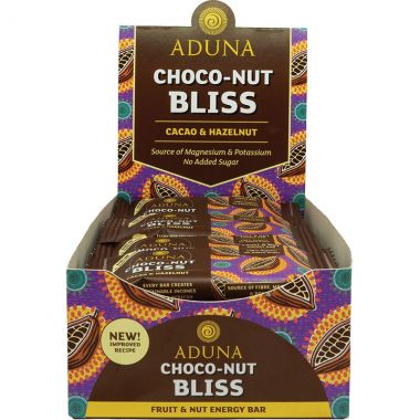 Aduna Cacao Raw Energy Bar, 40 g