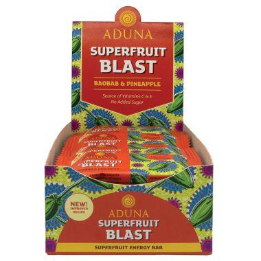 Aduna Baobab Raw Energy Bar, 45 g